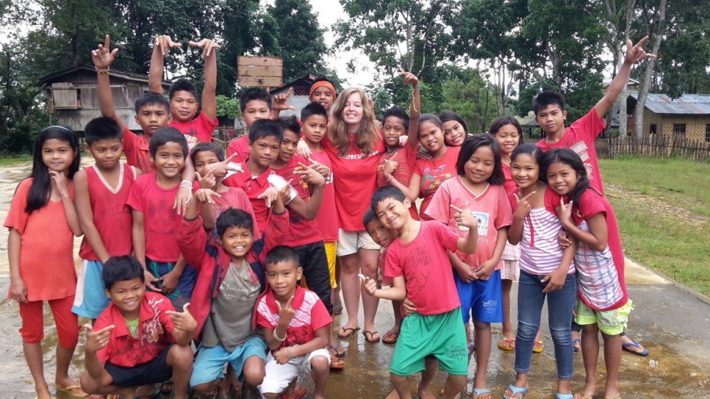 Volunteering in Bendum: inclusive education in the uplands