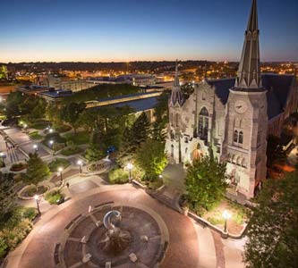 """Creighton University president among Catholic leaders to declare """"we are still in"""" on the Paris climate agreement"""