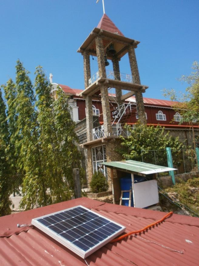 Ateneo innovation center installs Solar-powered clean water system in Culion