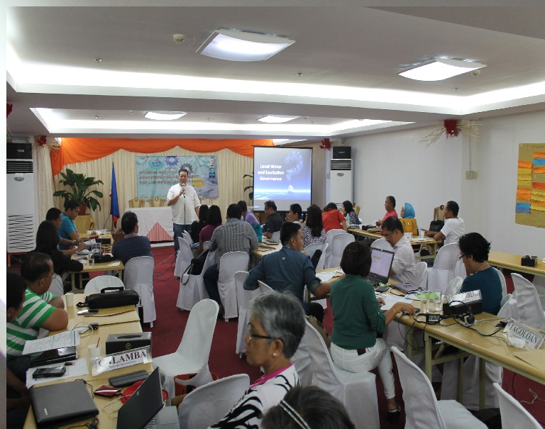 GLI, DILG-10 team up for good water governance workshop
