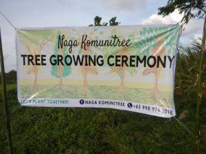 ADNU Joins Arbor Day Celebration