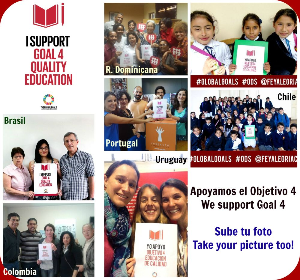 "Goal 4: ""Ensure inclusive and quality education for all and promote lifelong learning"""