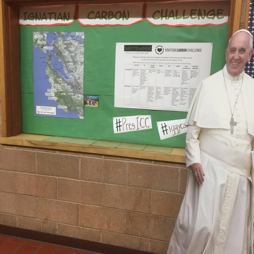 Ignatian Carbon Challenge: Catholic high schools commit to Care of Creation