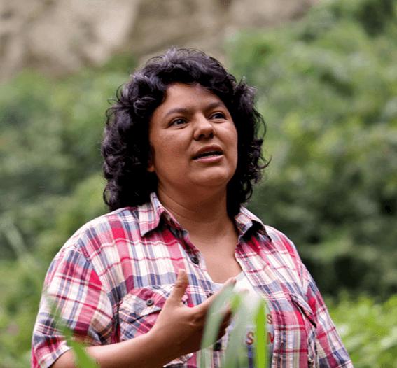 Global Catholic Networks decry murder of Berta Caceres, Honduran Environmental & Indigenous Rights Leader