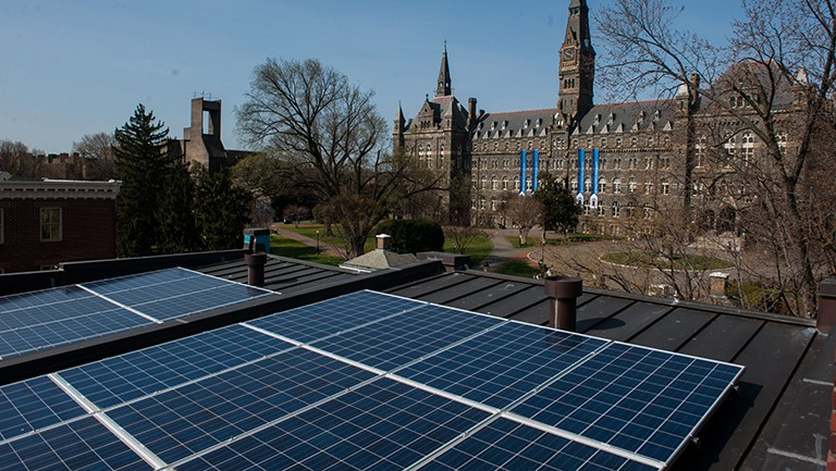 New Solar panels to produce clean energy, help low-income D.C. residents