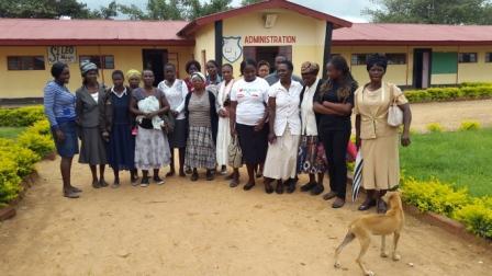 New water supply for Zimbabwe Jesuit School