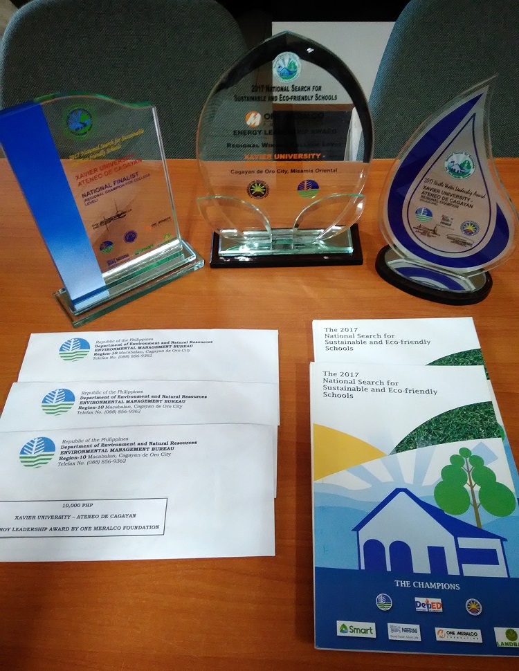 Xavier Ateneo among 'sustainable and eco-friendly schools' in PH