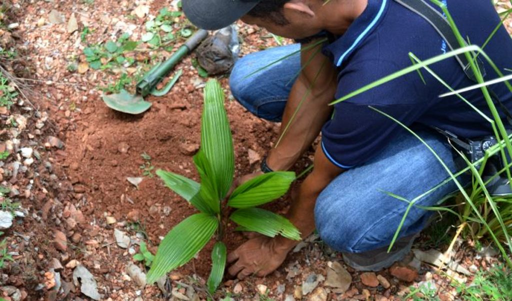 Teaching rural communities to understand and fight climate change