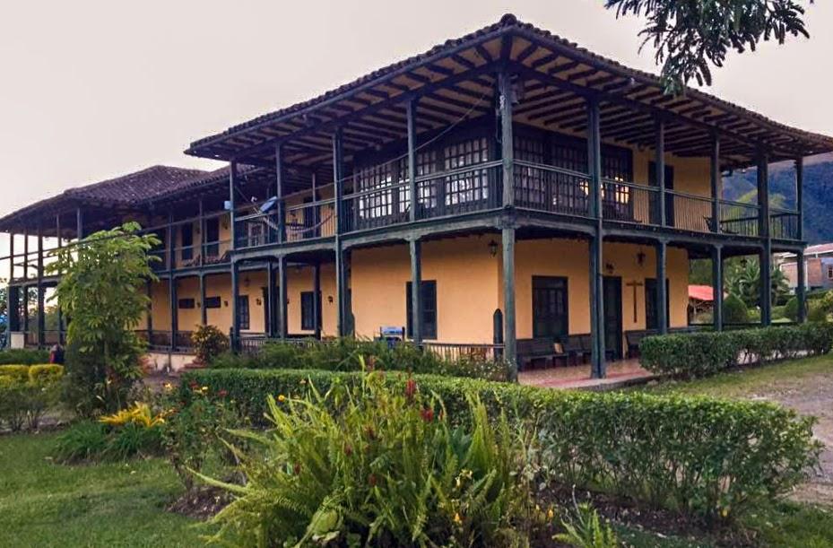 My visit to Villa Loyola, a coffee finca in Colombia