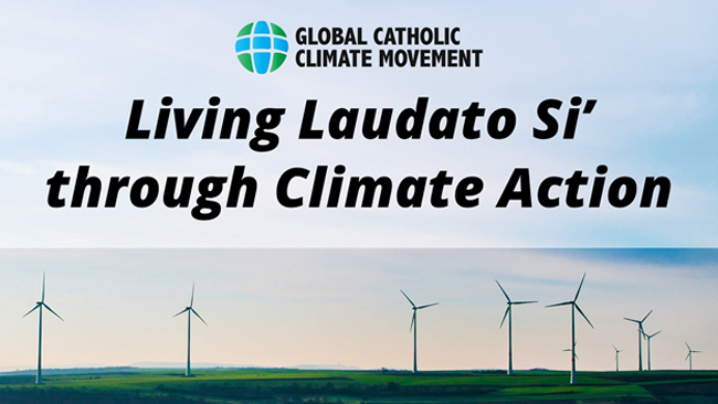 "University of San Francisco Hosts ""Living Laudato Si' through Climate Action"""