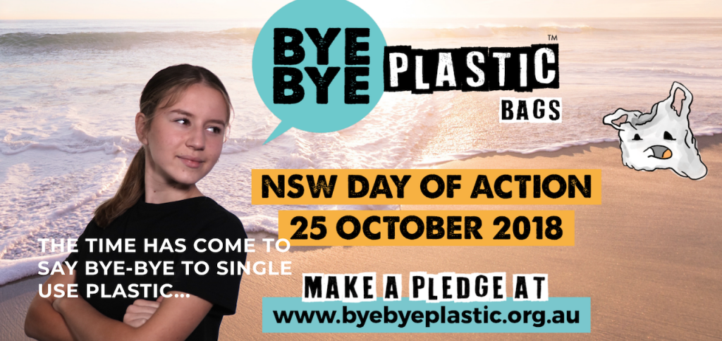 15-year-old student leads petition to ban single-use plastic bags in New South Wales, Australia
