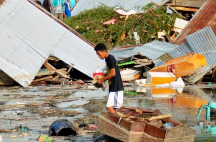 Catholic Church raising funds for the victims of the Sulawesi earthquake