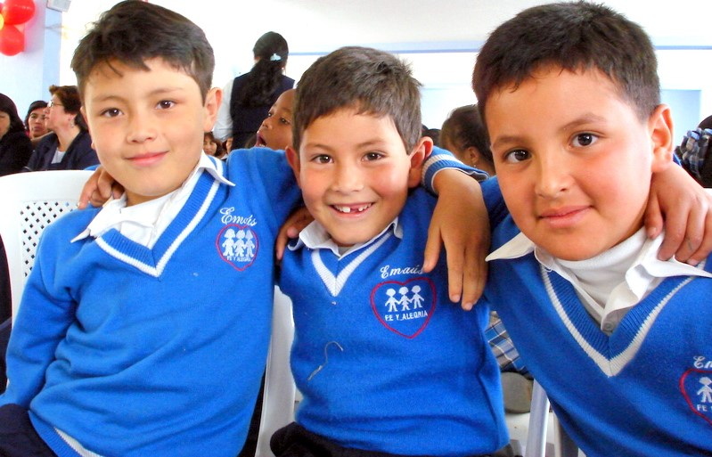 Por qué para Fe y Alegría del Ecuador es central el cuidado y la defensa del medio ambiente