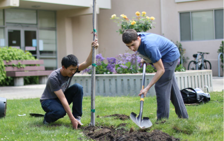 Santa Clara Celebrates Campus Sustainability Week and Top Rankings for Sustainability