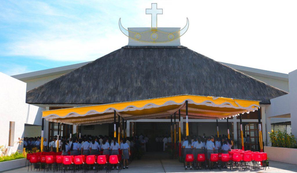 Projeto Educação Jesuíta inaugurates new chapel