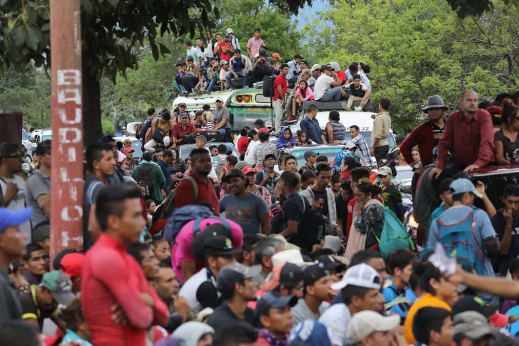 Documento colectivo de las organizaciones y redes de sociedad civil de la región de Centroamérica y Norteamérica – Red Jesuit con Migrantes – Red Jesuita con Migrantes
