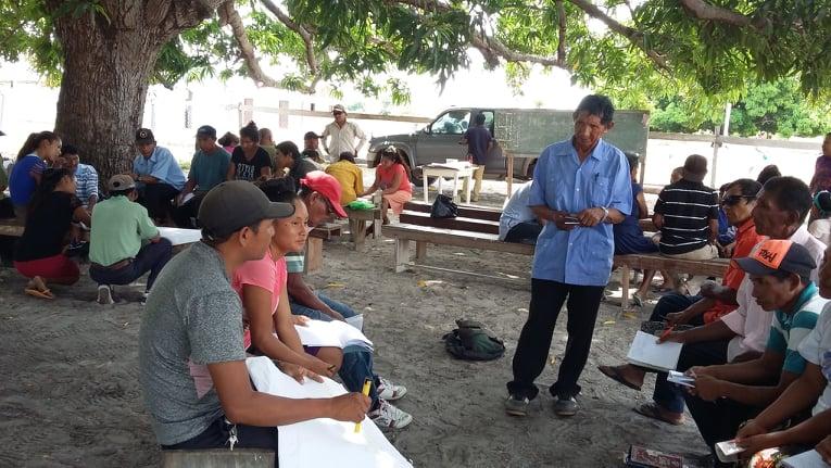 Escolar jesuita de Guyana escribe sobre cómo podemos aprender de los pueblos indígenas del Amazonas
