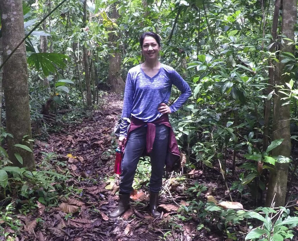 Ecology Program Renamed for Rosanna Estrella – Fordham Preparatory School