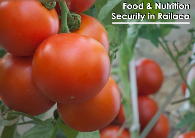Food and Nutrition Security in Railaco