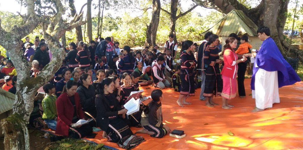 For the genuine development of the indigenous people of Vietnam – Fr Ngô Phan Dinh Phuc SJ