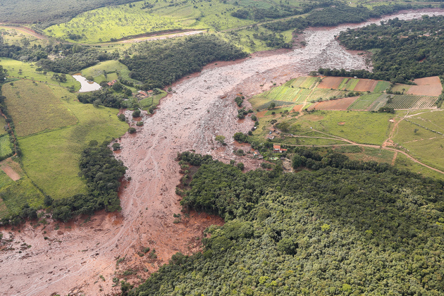 Tsunamis mineros se convierten en repetidas tragedias en Brasil – Apostolado Social de la Conferencia de Provinciales Jesuitas de América Latina, CPAL