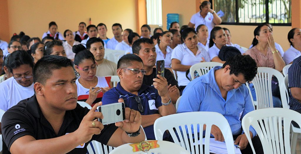 La educación como clave para salvar el planeta – Fe y Alegria Ecuador