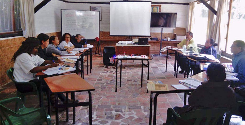 Acompañantes de Pastoral vivieron la experiencia de formación del proyecto CARDONER – Fe y Alegría