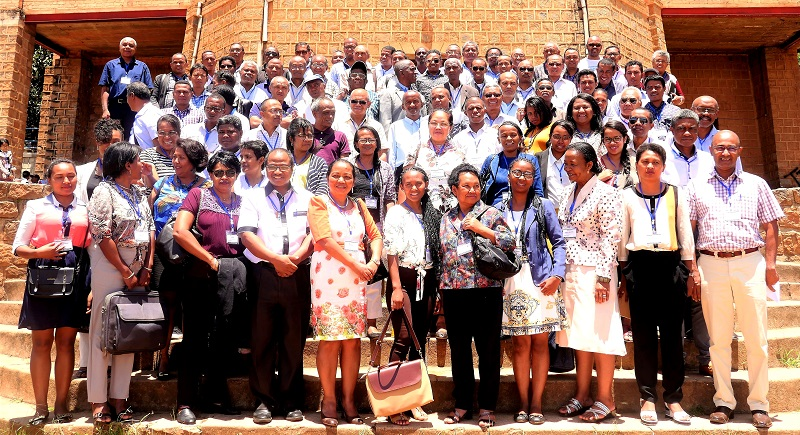 Highlights from the Jesuit Higher Education in Madagascar gathering – Hilarion Rakotoarison SJ