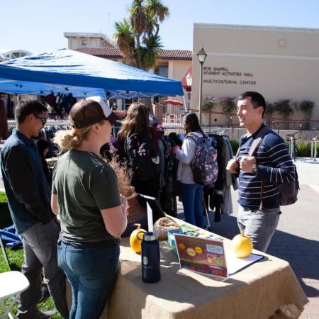 Fighting for a Zero-waste Campus at Santa Clara University