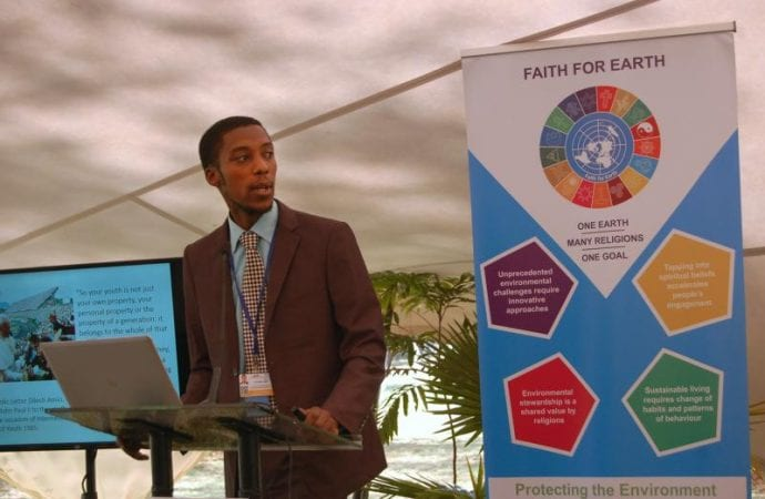Head of African youth network: Listen to young people on ecology – Catholic Youth Network for Environment Sustainability for Africa
