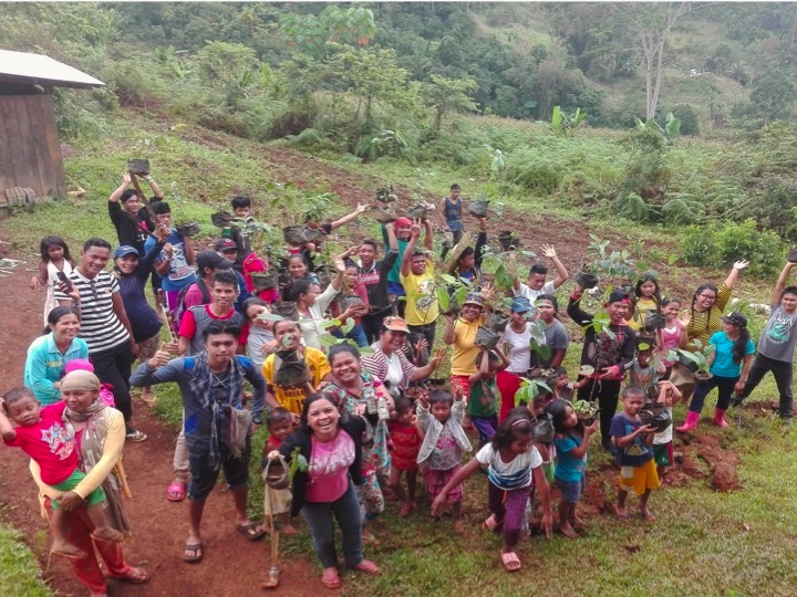 Indigenous youth lead action for Mindanao forests and farms – Environmental Science for Social Change (ESSC)