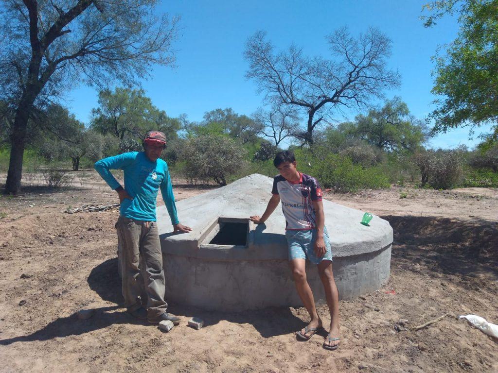 Jesuitas de Argentina-Uruguay impulsan proyecto para llevar agua a comunidades campesinas – El H. Rodrigo Castells S.J. de la Provincia Argentina-Uruguaya (ARU)