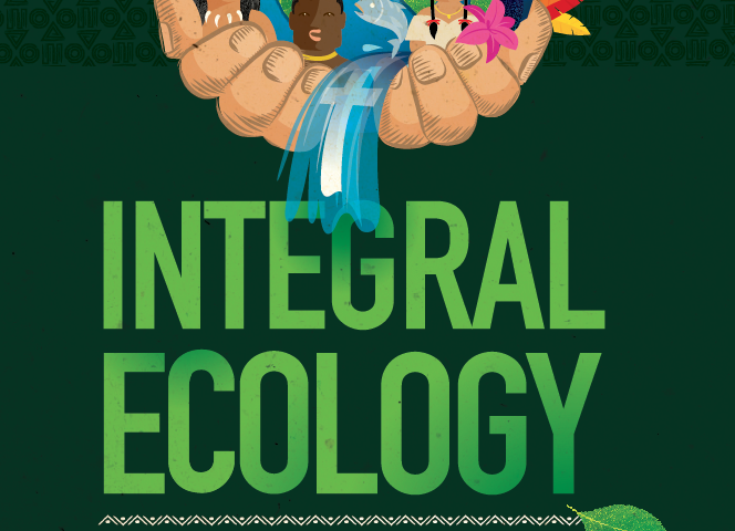 """INTEGRAL ECOLOGY: a synodal response from the Amazon and other essential biomes / territories for the care of our common home"""