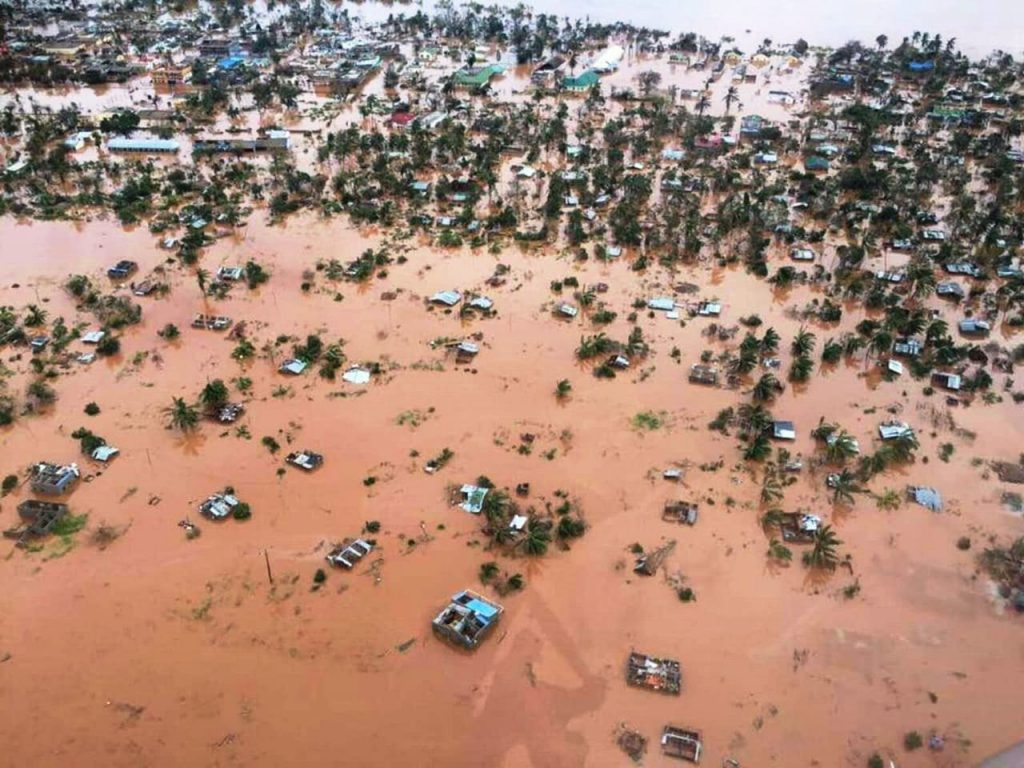 A call to donate towards the Cyclone Idai survivors in Mozambique, Zimbabwe and Malawi: Jesuit Relief Fund – Jesuit Conference Of Africa and Madagascar (JCAM)