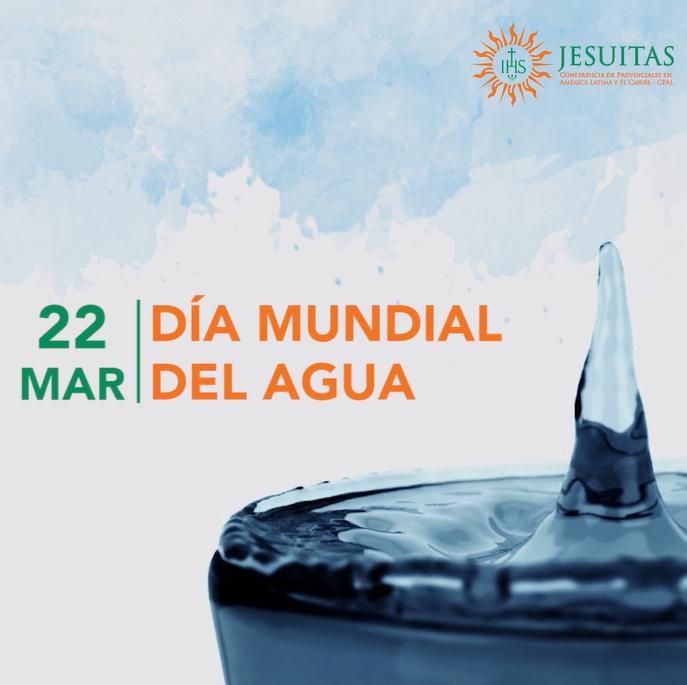 """Papa Francisco: """"El acceso al agua es un derecho humano, que debe respetarse"""" – Conferencia de Provinciales en América Latina y El Caribe (CPAL)"""