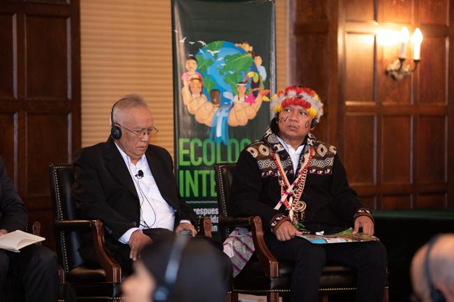 Una conversión ecológica para proteger la creación es demandada por líderes indígenas, jesuitas y cardenales –