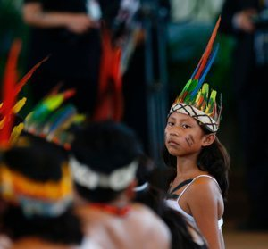 Jesuit: Without the Amazon, 'we all go under'