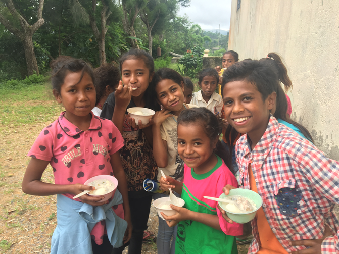 How one Jesuit parish is bringing food and health care to the margins in East Timor – Bong Abad Santos, S.J.