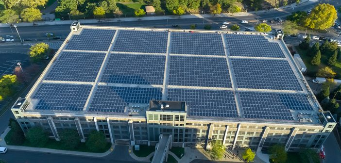 Fordham Expands Solar Power Use – Fordham University