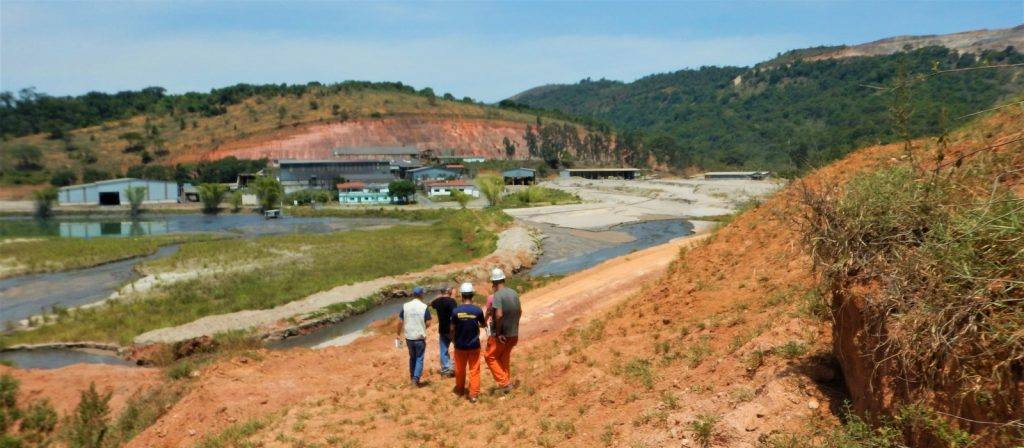 Maiquinique – Bahia has a dam with greater risk than Brumadinho and Mariana and is closed for risk of rupture and flood – CEAS – CENTER FOR SOCIAL STUDIES AND ACTION