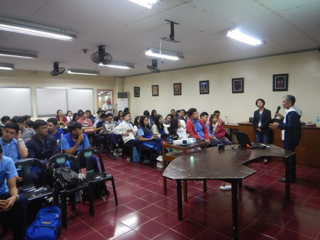 INECAR Celebrates ZERO Waste Month – Ateneo de Naga University