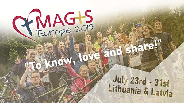 MAGIS Summer 2019 Lithuania – Jesuits in Europe