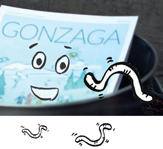 A Compost Worm's Dream – Gonzaga University
