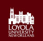"""Changing Climate, Changing Law"" Conference to be held at Loyola – Loyola University of New Orleans"