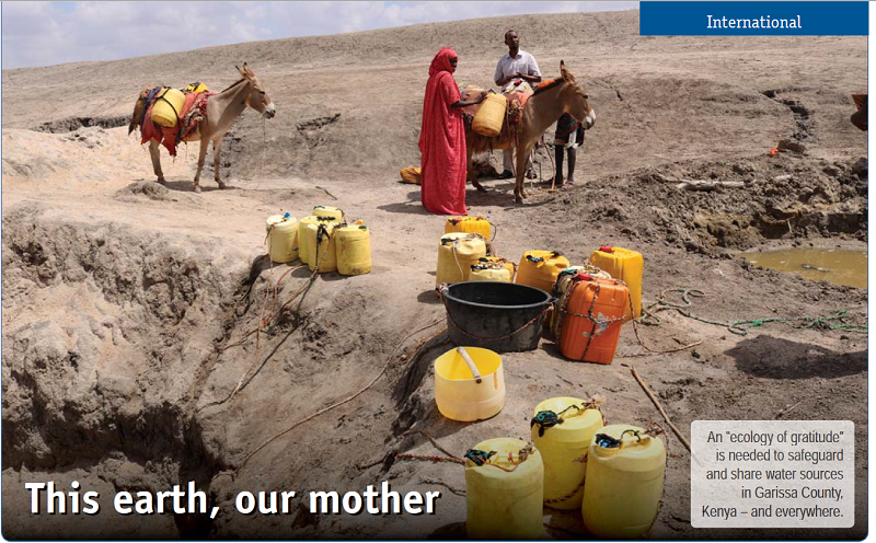 This earth, our mother – Agbonkhianmeghe E. Orobator SJ