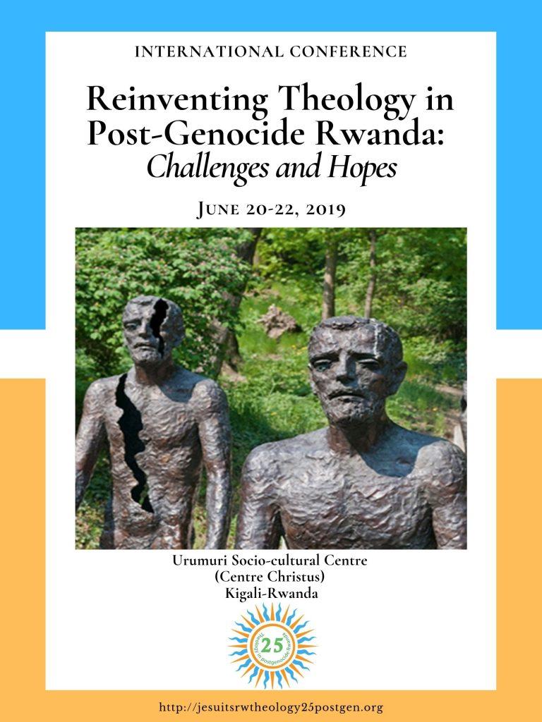 Upcoming Conference in Rwanda Burundi Region (RWB) – Marcel Uwineza, S.J.