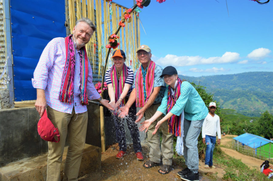From a water source, a wellspring of hope – Jesuit Social Service-Timor Leste