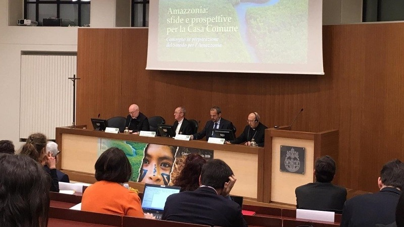 Amazonía: retos y perspectivas para la Casa Común – Jesuitas: Provincia Argentino-Uruguaya