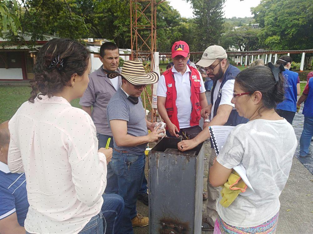 Ante los problemas de calidad de calidad de agua: Soluciones creativas – Instituto Mayor Campesino