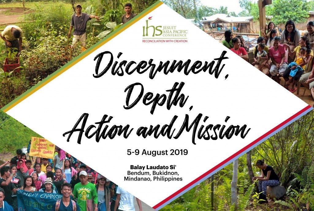 JCAP workshop on discernment, depth, action and mission through the UAPs – Ecojesuit